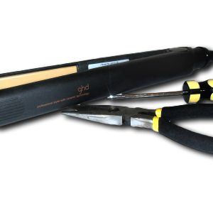 how to repair faulty ghd